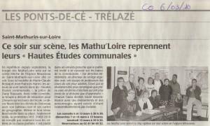 Article Co du 6/03/2010